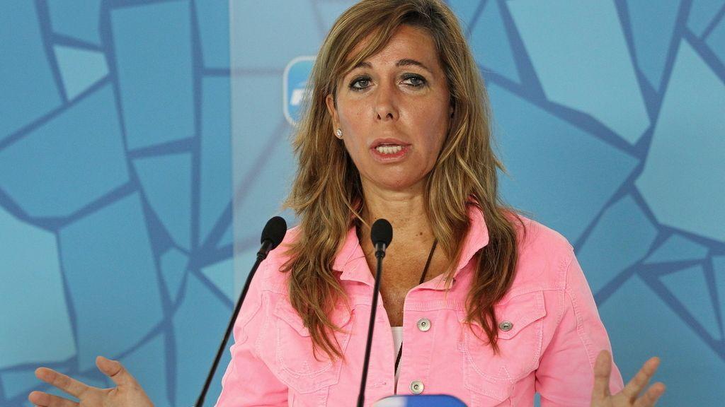 """Alicia Camacho exige una comisión de investigación donde """"Pujol sea el primero que comparezca"""""""