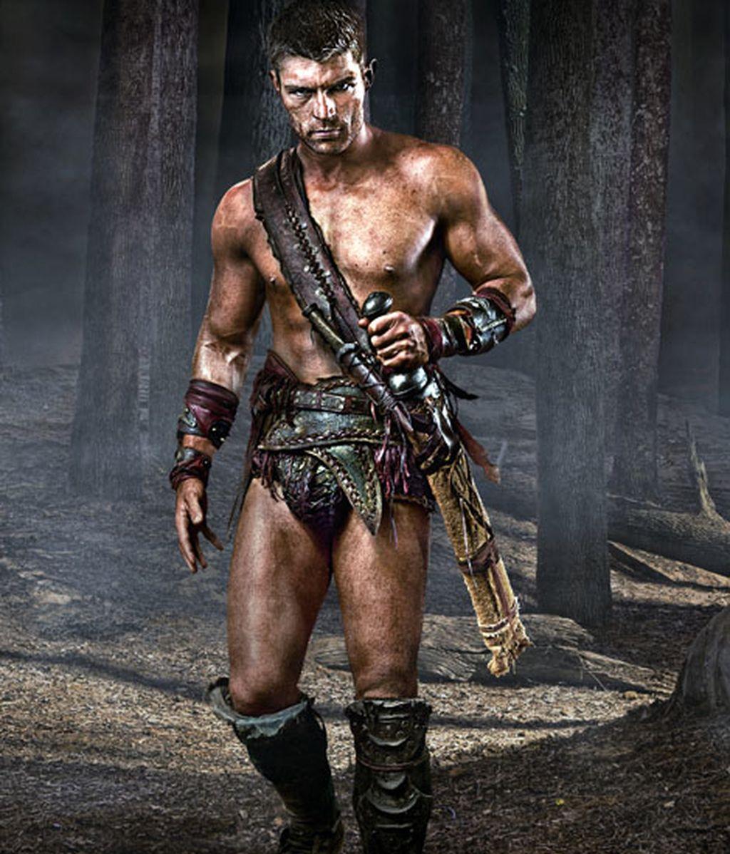 Spartacus (Liam McIntyre)