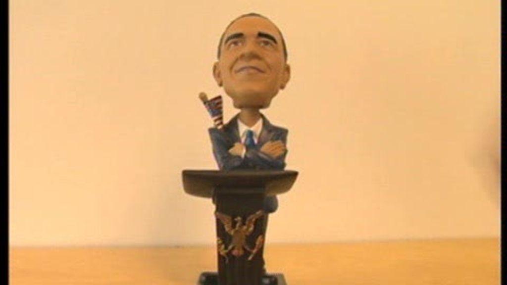 El merchandising del presidente