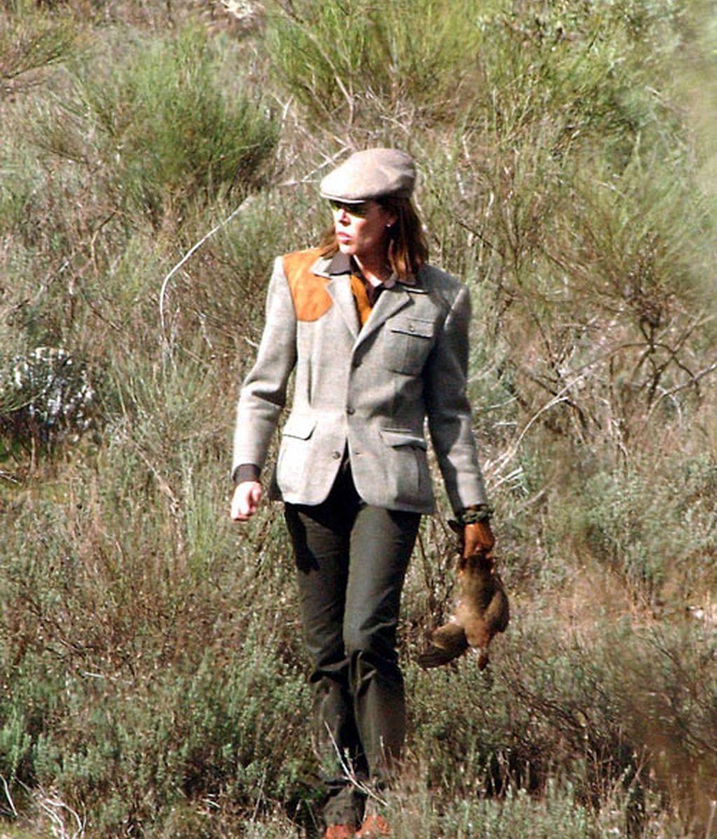 Realeza: vestidos para cazar