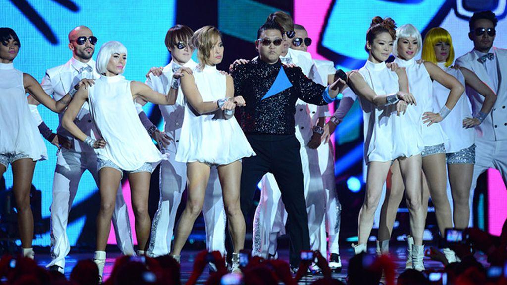 PSY hizo que todo Frankfurt bailase su 'Gangnam Style'
