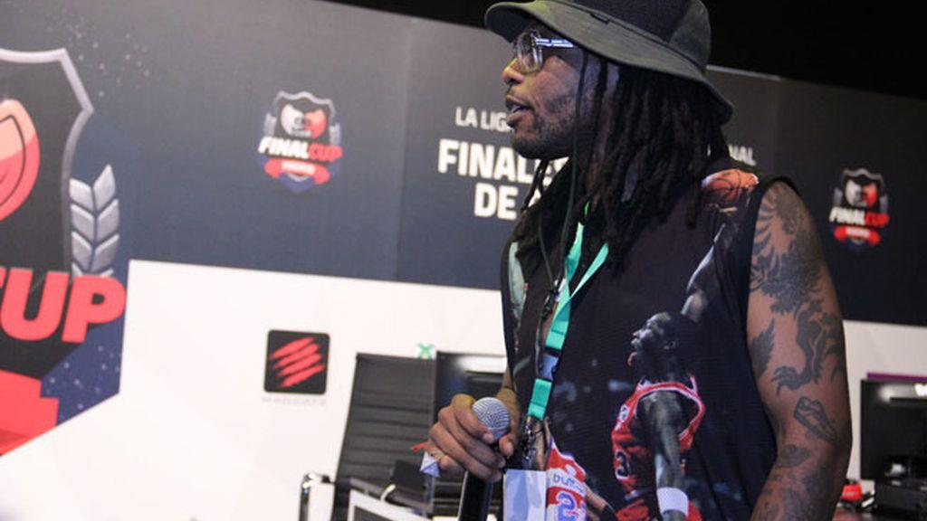 Mbaka Oko fue el encargado de animar la zona de Call of Duty