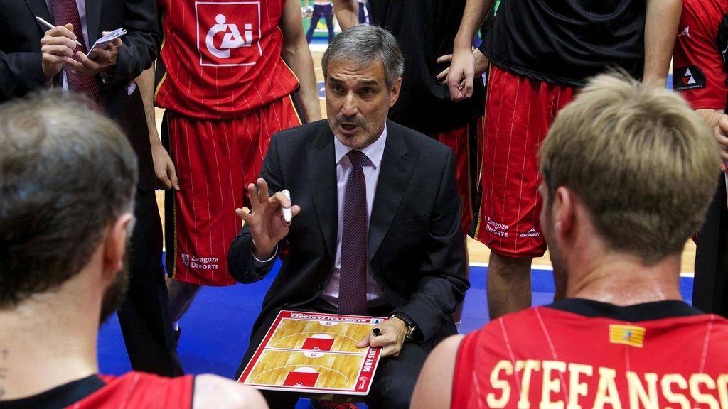 Zaragoza,Jose Luis Abos,Baloncesto