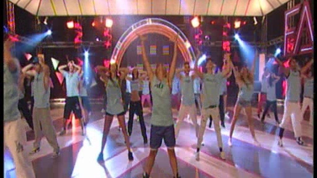 Promo Revolution: ¡El campus ya tiene bailarines!