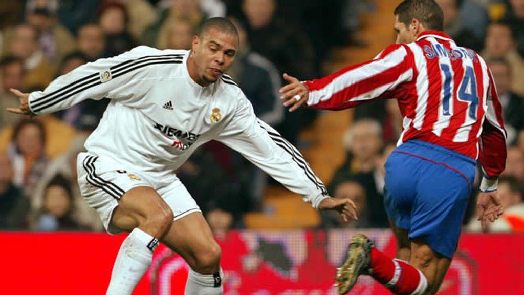 Ronaldo y Simeone, en duelo estelar