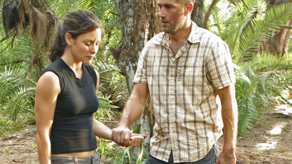 Jack y Kate