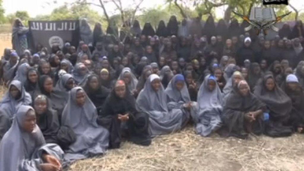Niñas secuestradas en Nigeria