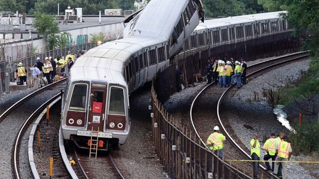 Accidente mortal en Washington