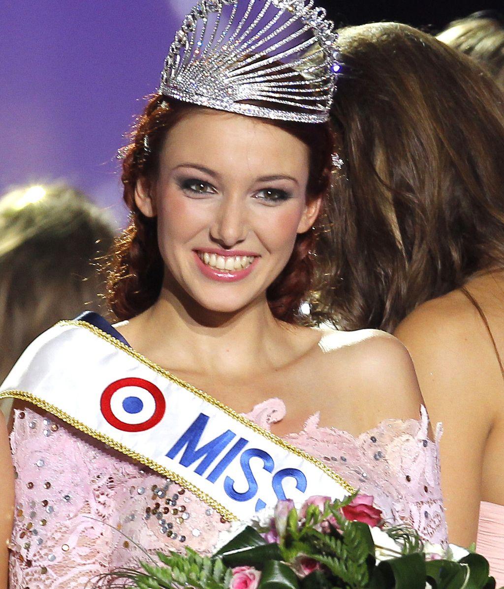 Miss Alsacia, nueva Miss Francia