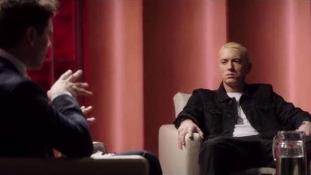 Eminem sale del armario en The Interview: Soy gay