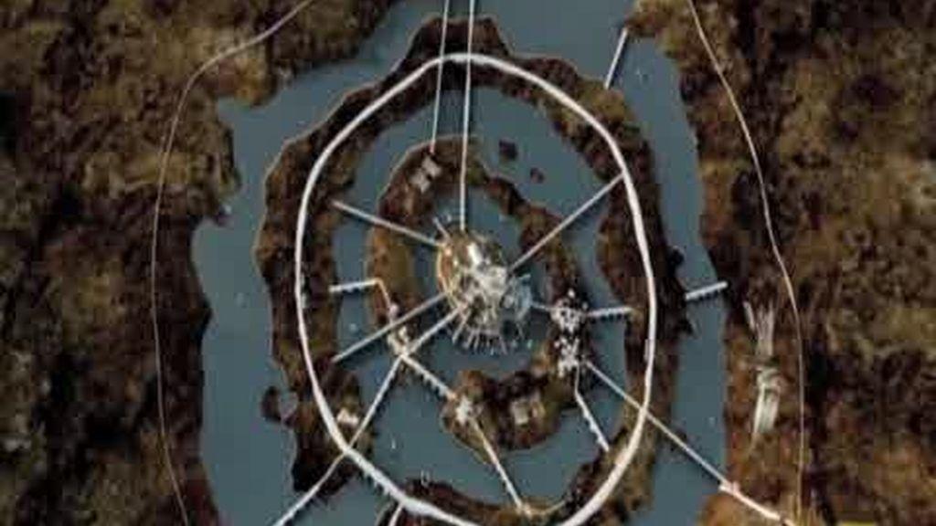 Un tsunami barrió la Atlántida