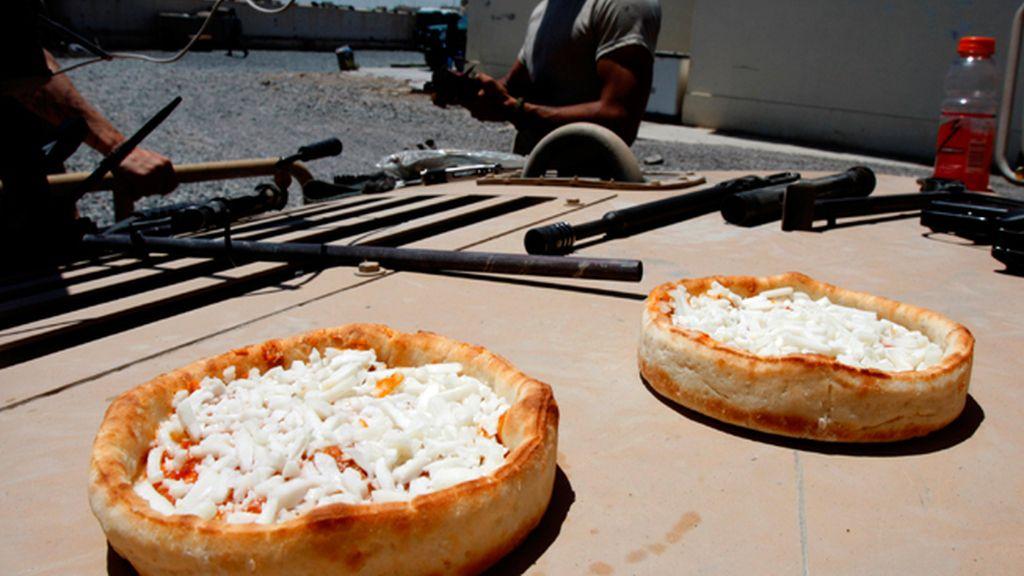 EE.UU. crea una pizza 'a prueba de bacterias' que puede durar hasta 3 años