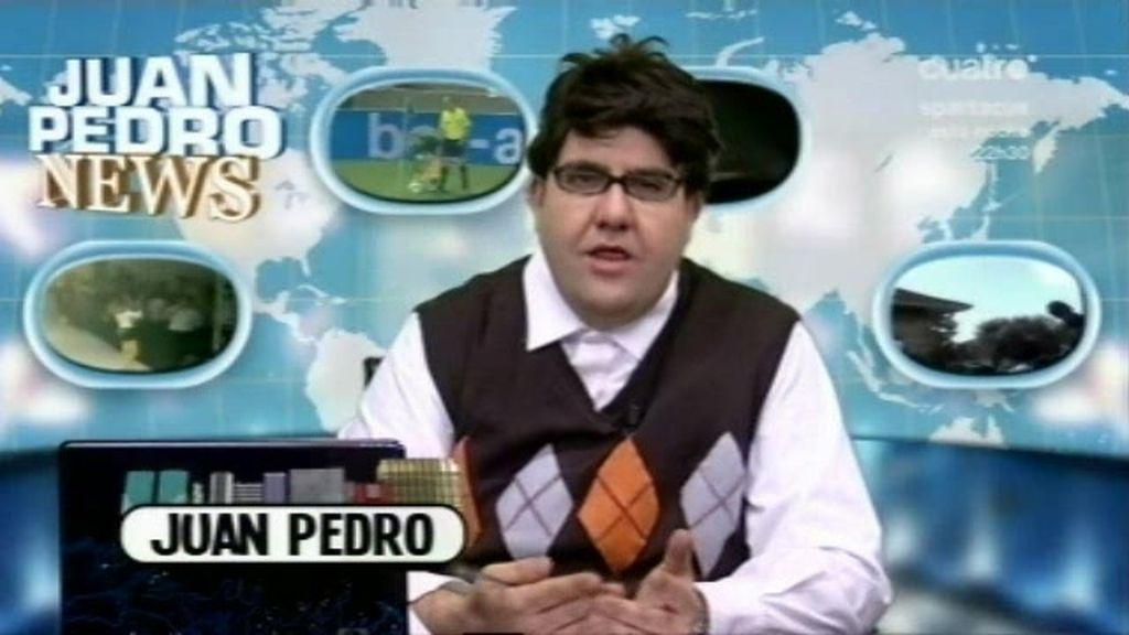 Juan Pedro News: Despliegue informativo