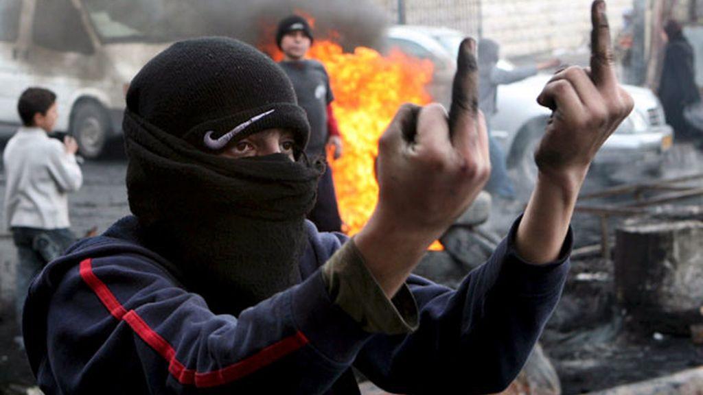 """""""Guerra total"""" contra Hamás"""