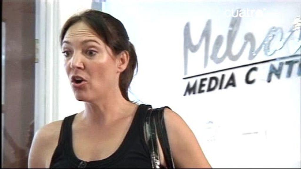 Marrietta lleva a sus hijos a una prestigiosa agencia de castings