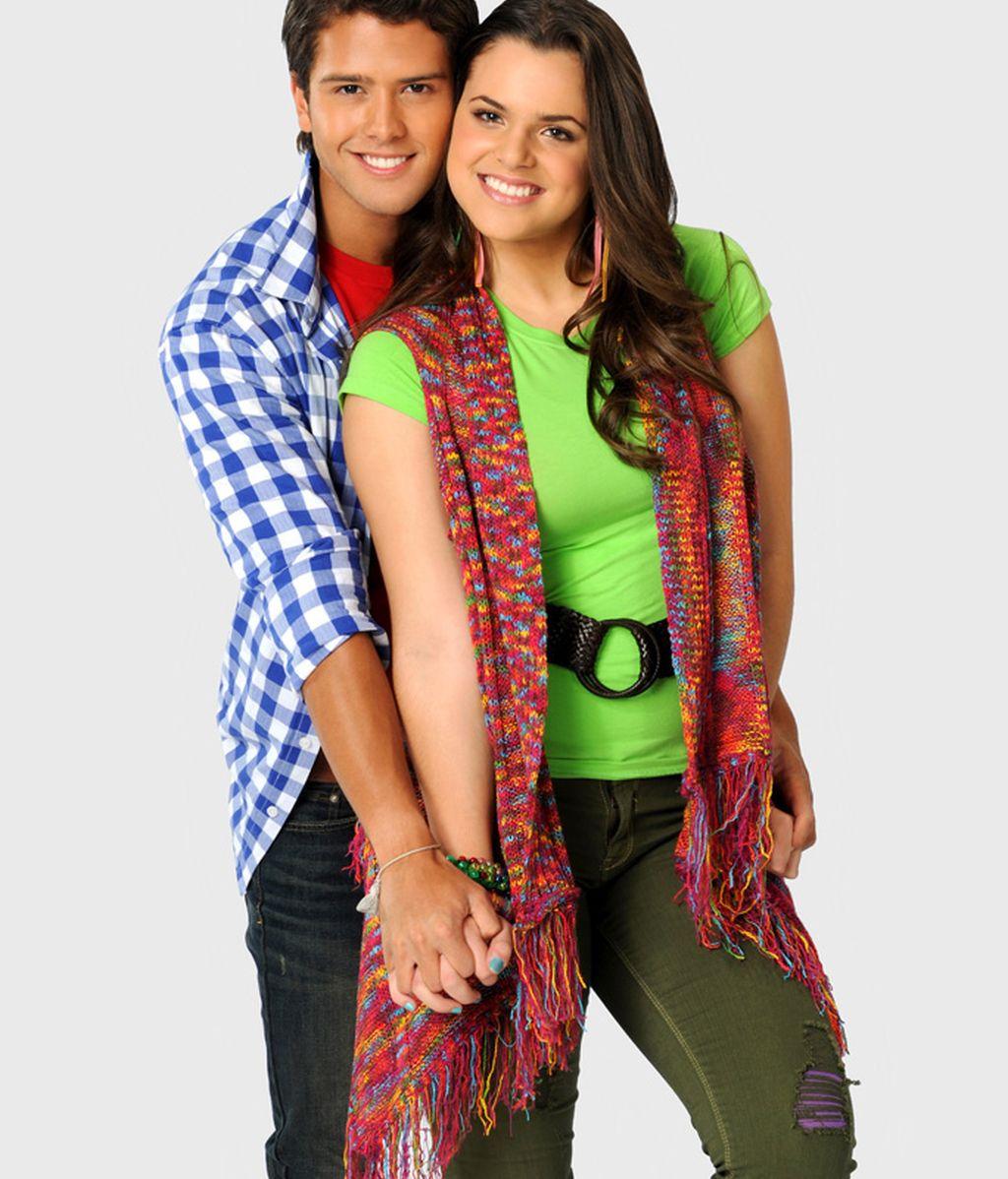Isabella y Andrés