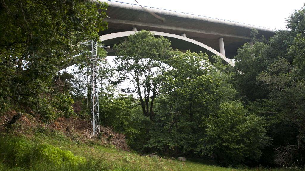 La holandesa que murió haciendo 'puenting' se tiró desde un viaducto prohibido
