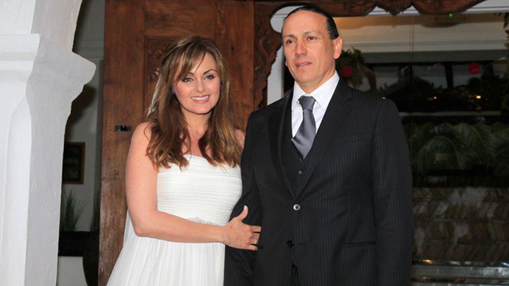 Carmen Morales da el 'sí quiero'