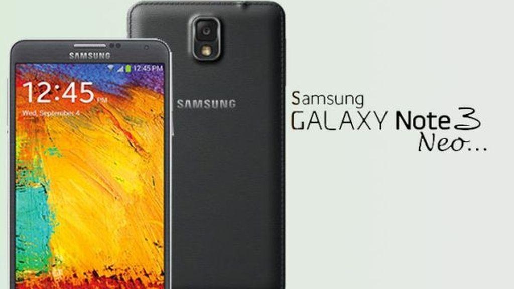 Samsung Galaxy Note 3 Neo,phablet,Samsung,