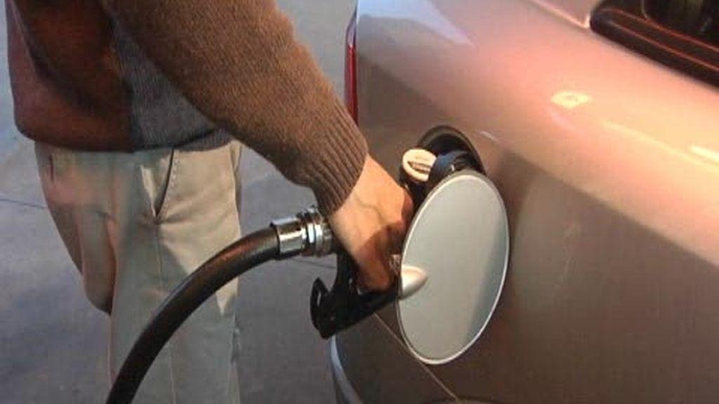 Máximo histórico de la gasolina