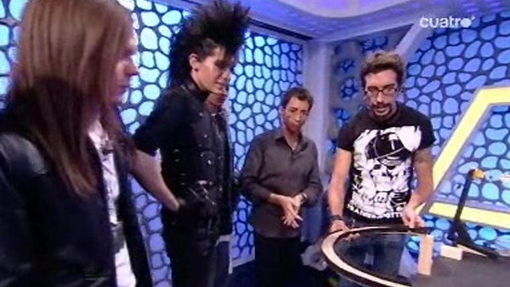 Marron prueba su Efecto Mariposa con Tokio Hotel como testigo