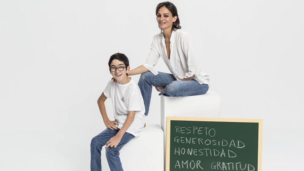 Ocho años ayudando a niños con discapacidad física, psíquica o sensorial