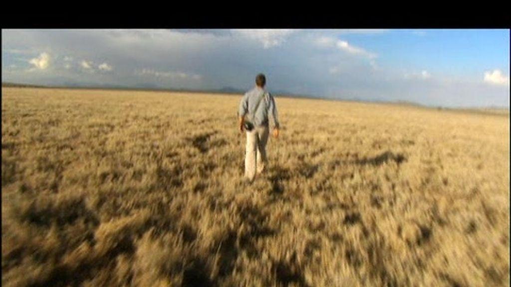 Promo Perdidos y El último superviviente: Corre, sobrevive