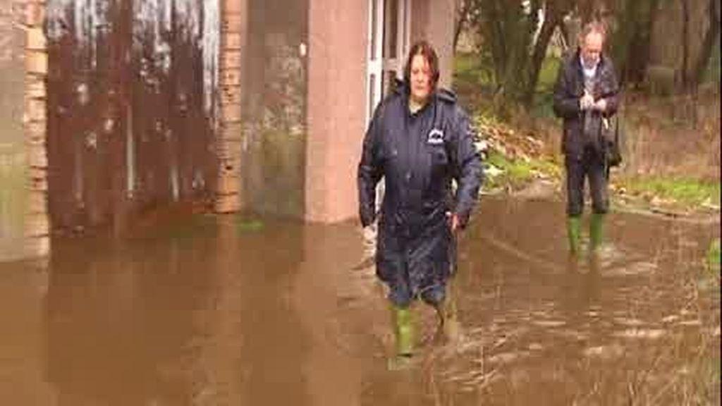 Alerta por lluvias en Galicia