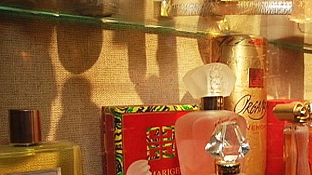 Perfumes de alta gama