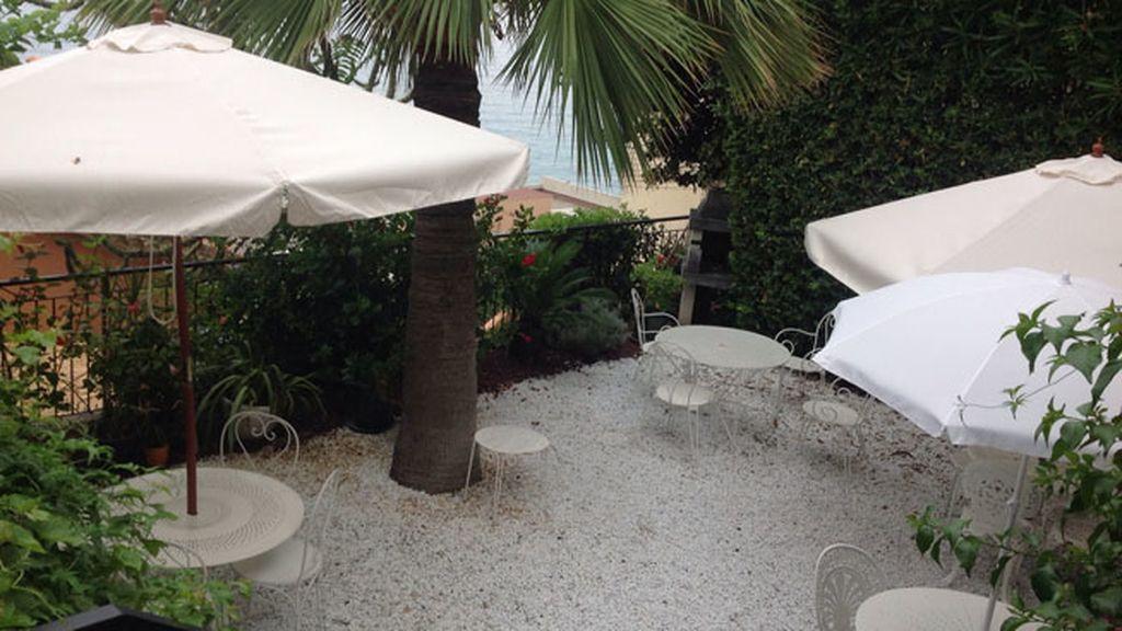 El 'punto d' de Judith Gallo es el pequeño hotel de sus vacaciones en la Costa Azul