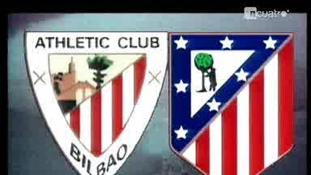 Athletic y Atlético de Madrid: Duelos de tensión