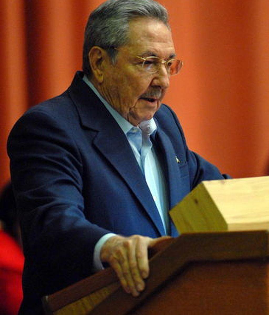Raúl Castro, presidente cubano