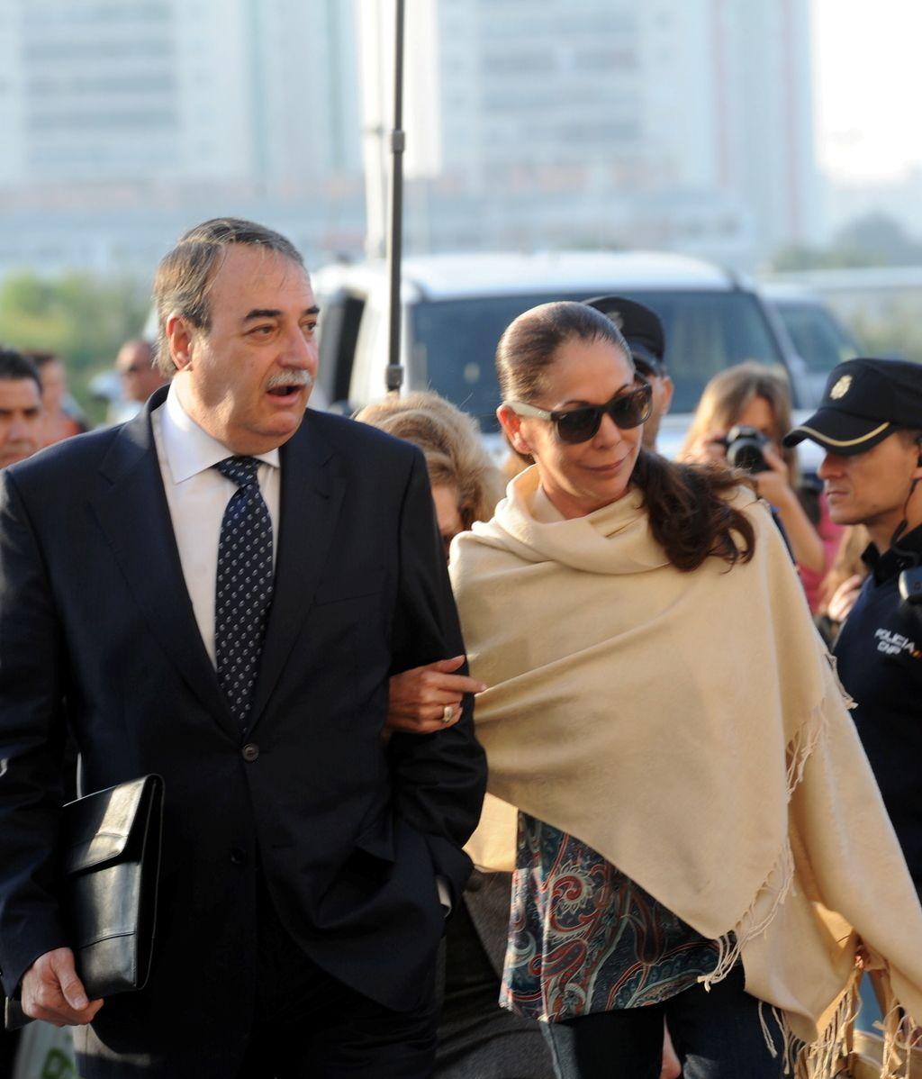 Isabel Pantoja espera la sentencia de la Audiencia de Málaga