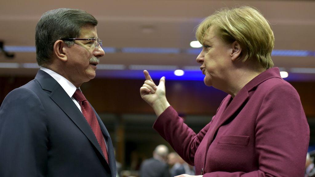 Cumbre UE- Turquía