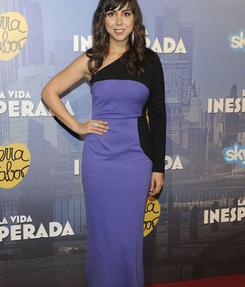 Carmen Ruiz, protagonista de 'La vida inesperada'