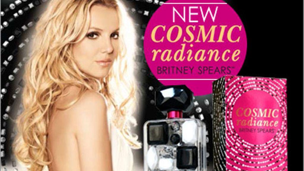 Britney, la 'Cosmic' girl