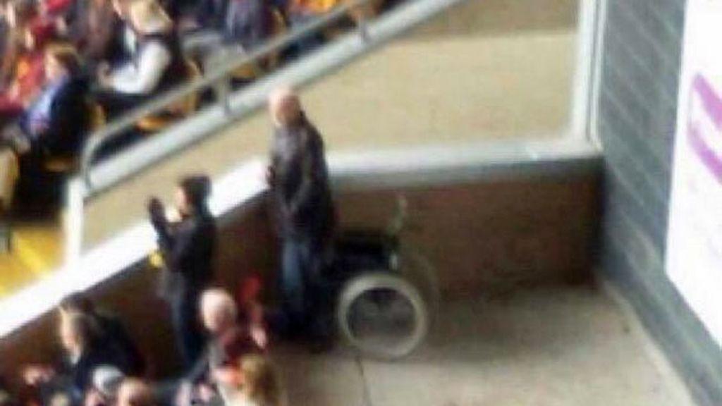 Silla de ruedas,Premier,Arsenal
