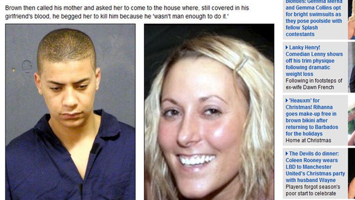 asesino, novia, puñaladas