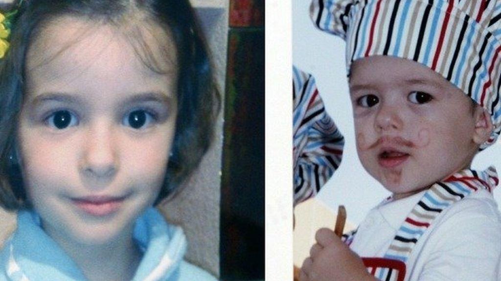 Los niños desaparecidos en Córdona