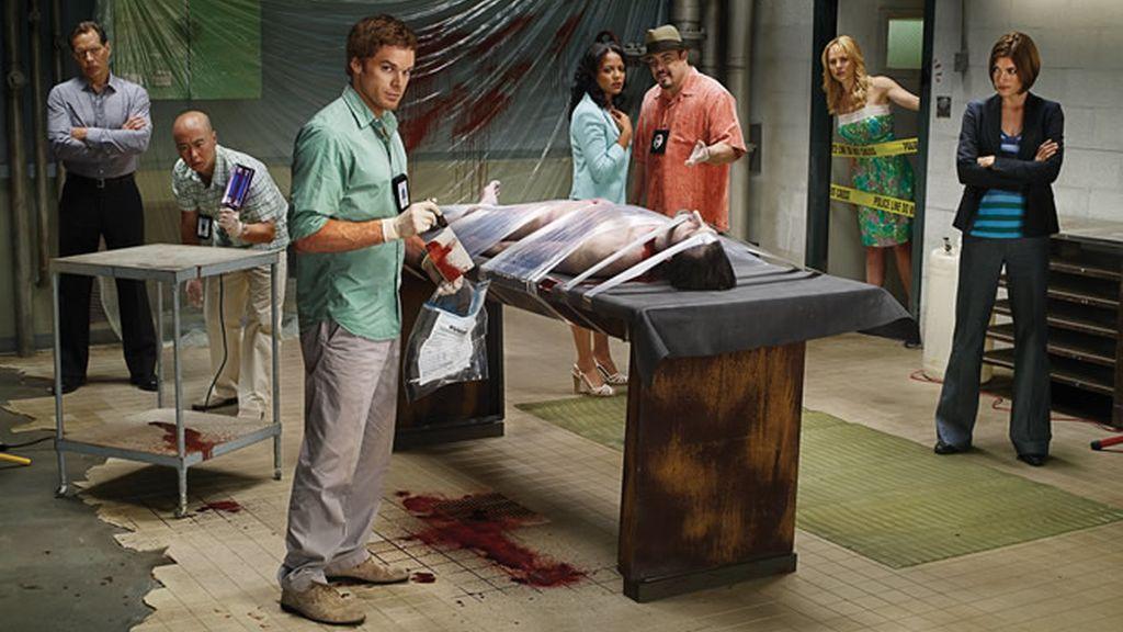 Tercera temporada de Dexter