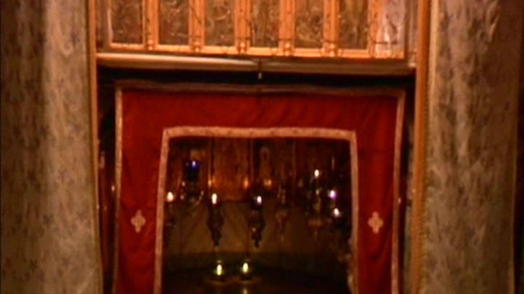 Estrella de 8 puntas, donde nació Jesús