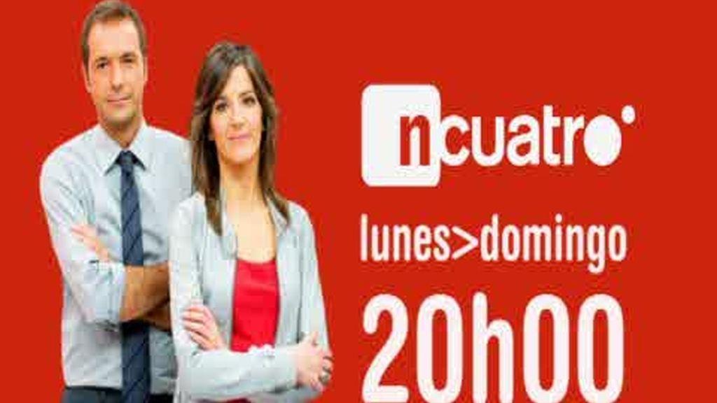 Promo Informativos: A partir del Lunes, a las 20:00