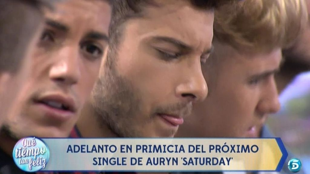 'Auryn' presenta su nuevo single