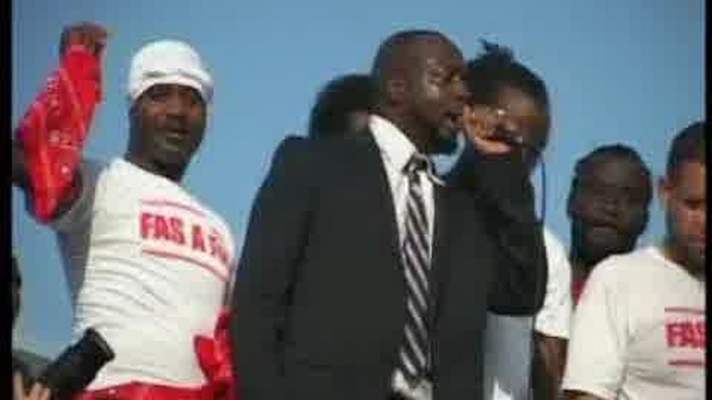 Wyclef Jean quiere ser presidente