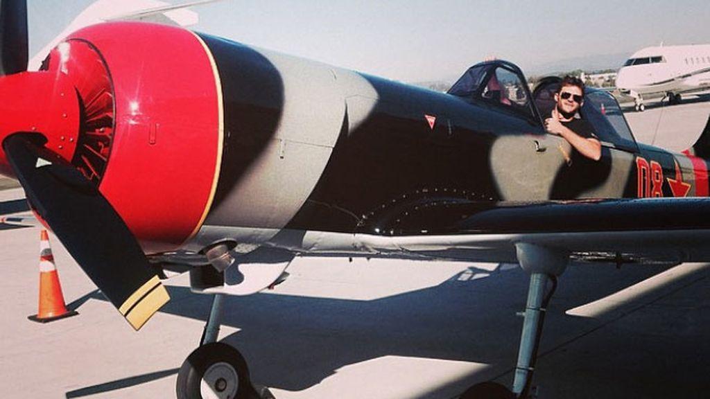 """""""Los aviones privados son la única forma de volar"""", escribe en Instagram"""