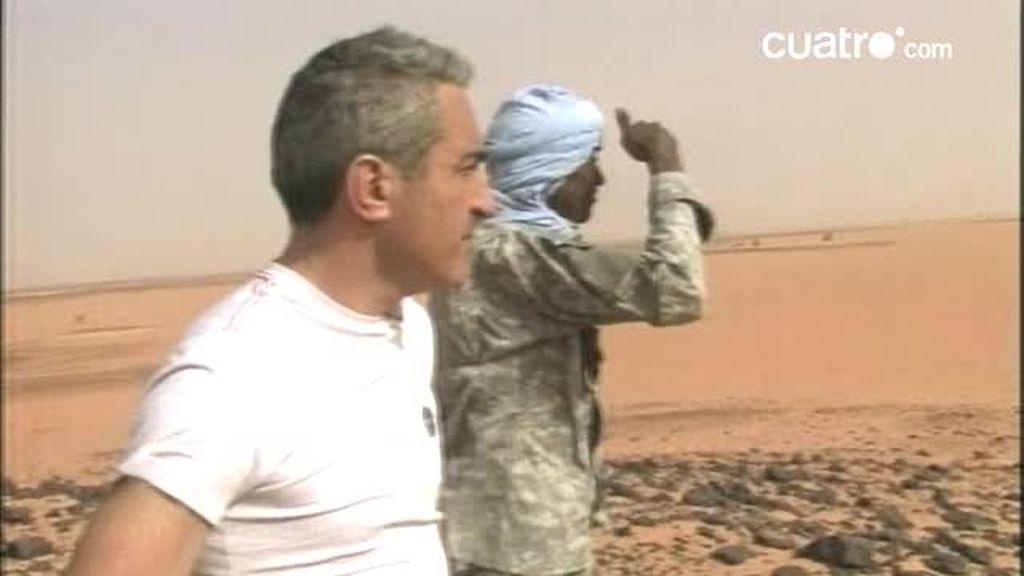 AVANCE. Los Desiertos de Al Qaeda