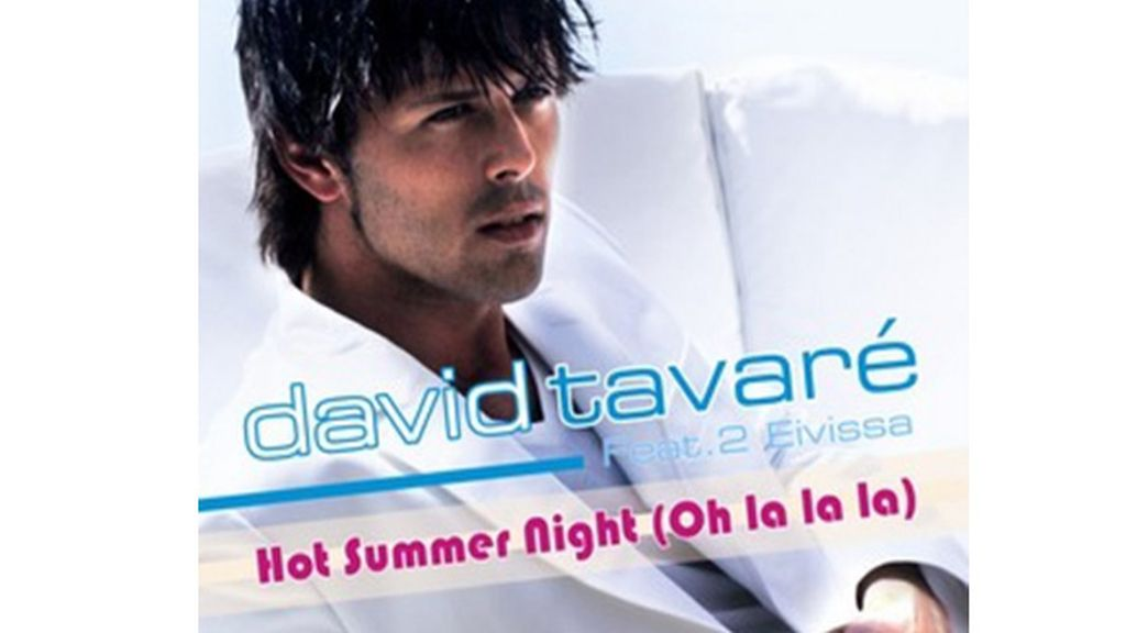 Año 2007, 'Hot Summer Night' de David Tavare