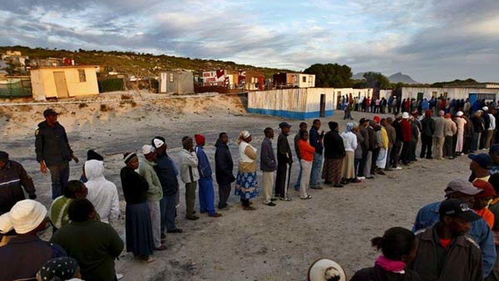 Elecciones suráfrica