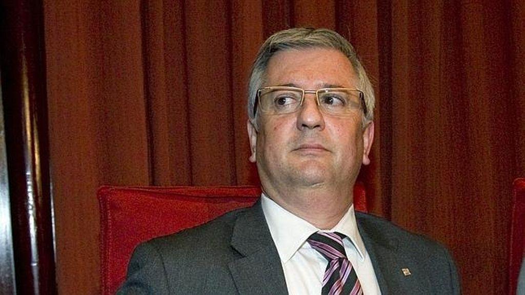 Dimite Xavier Martorell como director de Servicios Penitenciarios de Cataluña