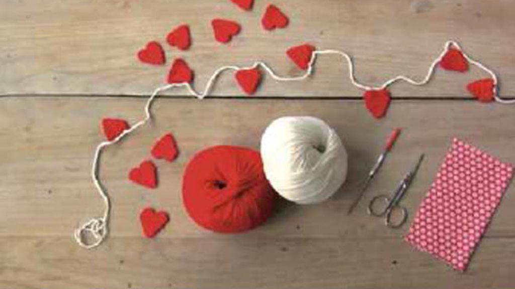 Capítulo 7 de Tricotosas: Guirnalda de corazones